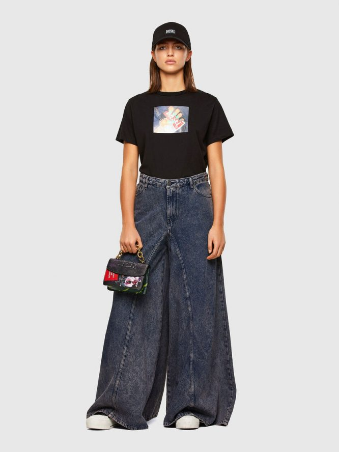 DIESEL ΤΖΙΝ BOOTCUT AND FLARE ΠΑΝΤΕΛΟΝΙΑ 8