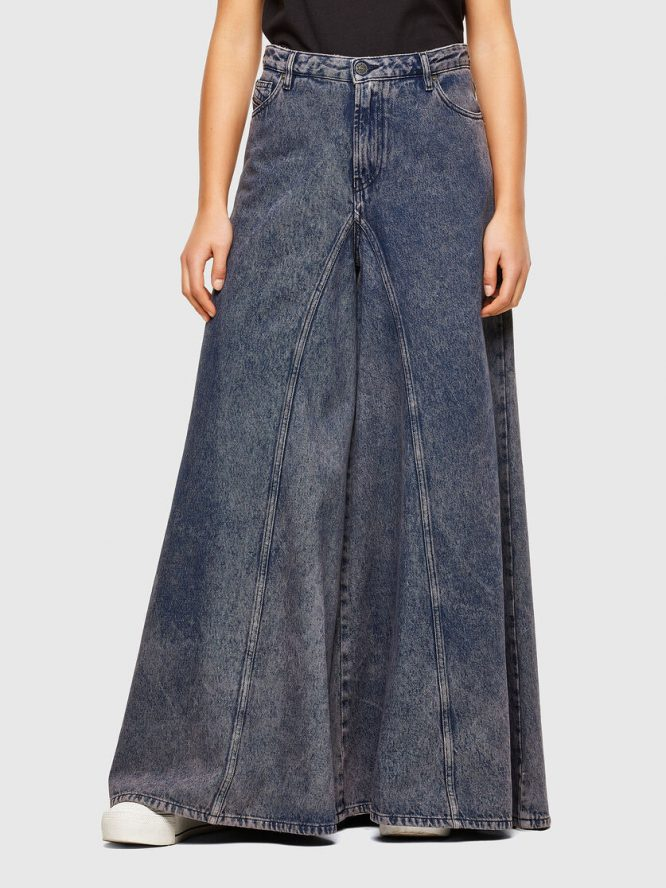 DIESEL ΤΖΙΝ BOOTCUT AND FLARE ΠΑΝΤΕΛΟΝΙΑ 7