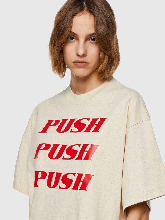 PUSH T-SHIRT DIESEL T-SHIRTS 8