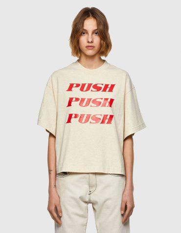 PUSH T-SHIRT DIESEL T-SHIRTS