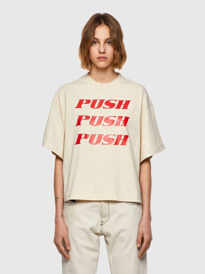 PUSH T-SHIRT DIESEL T-SHIRTS 7